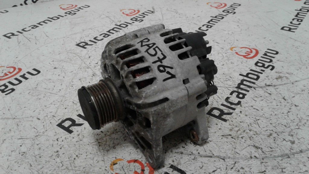 Alternatore Renault megane