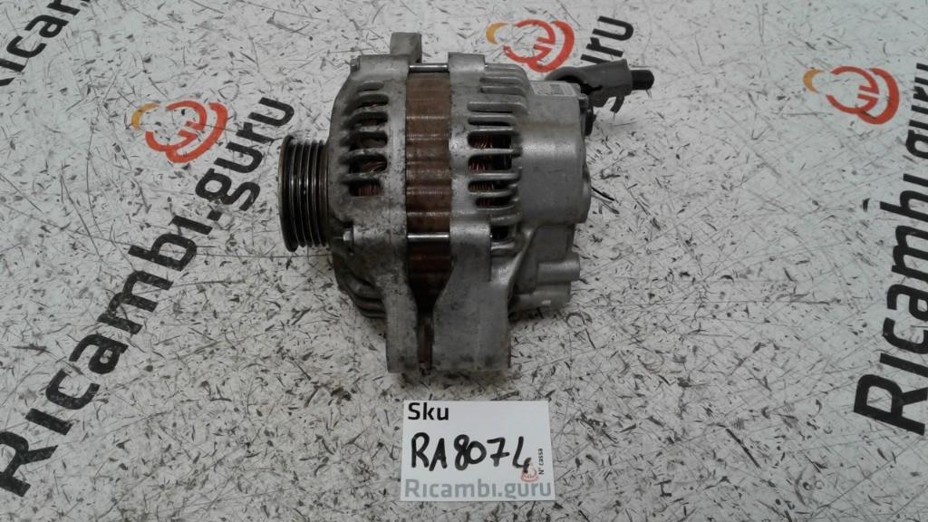 Alternatore Suzuki sx4