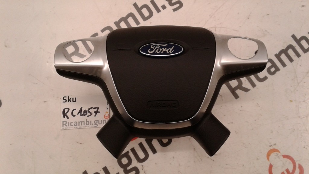 Airbag volante Ford c-max