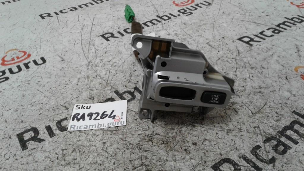Blocchetto chiavi Volvo xc70