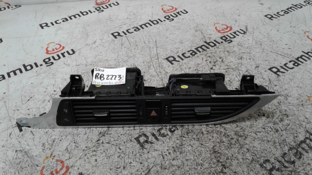 Bocchette aria Centrali Audi a6