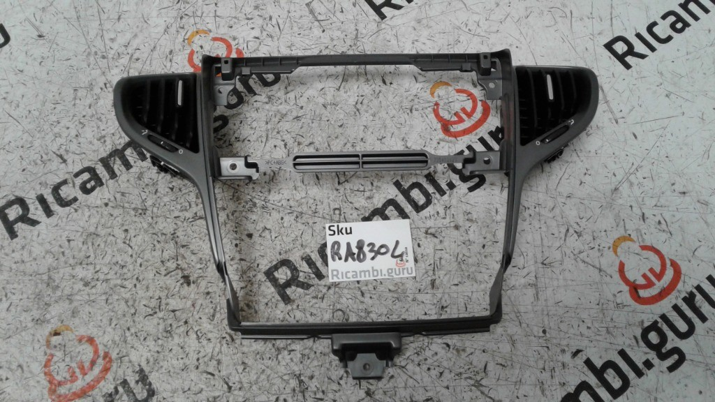 Bocchette aria Centrali Lancia ypsilon