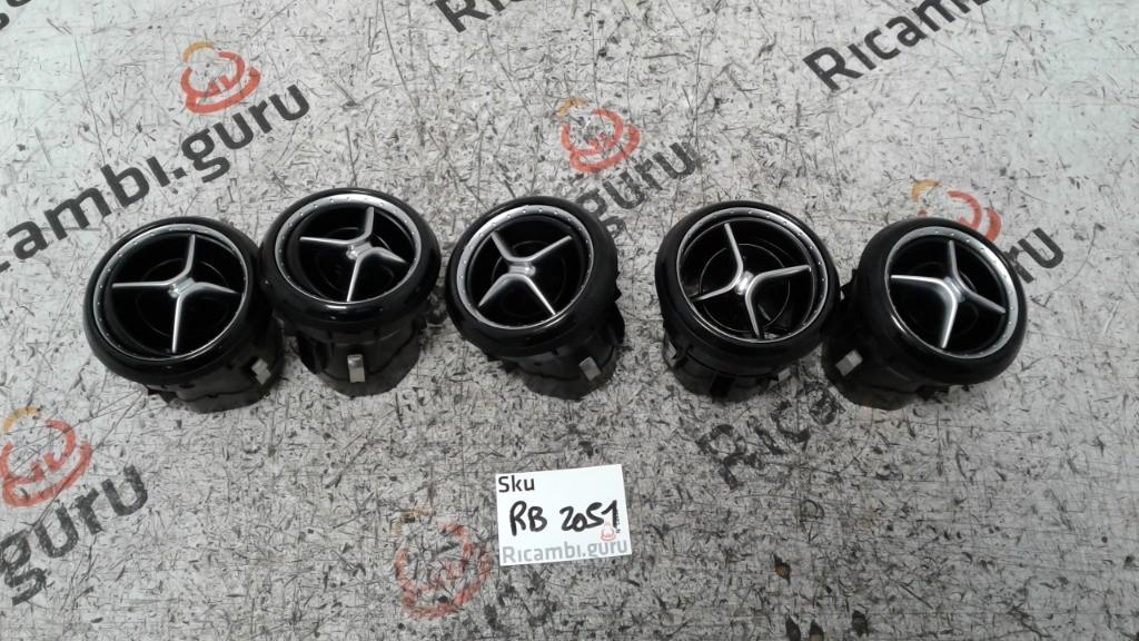 Bocchette aria Mercedes classe a