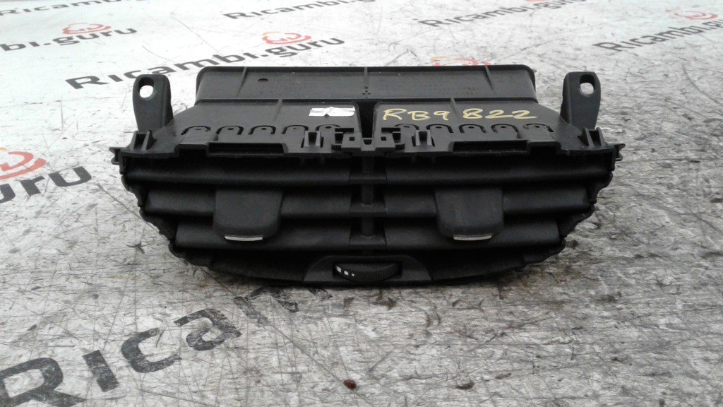 Bocchette aria Centrali Peugeot 208