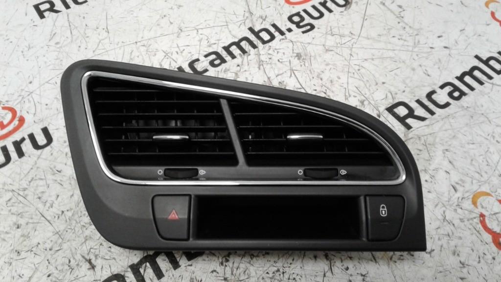 Bocchette aria Centrali Peugeot 5008