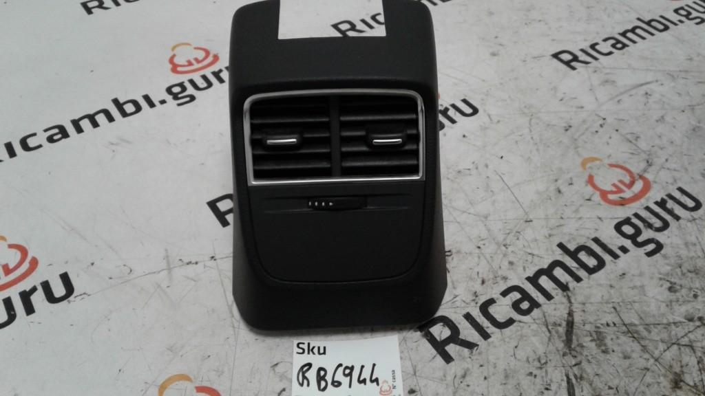 Bocchette aria Posteriori Audi a3 sportback