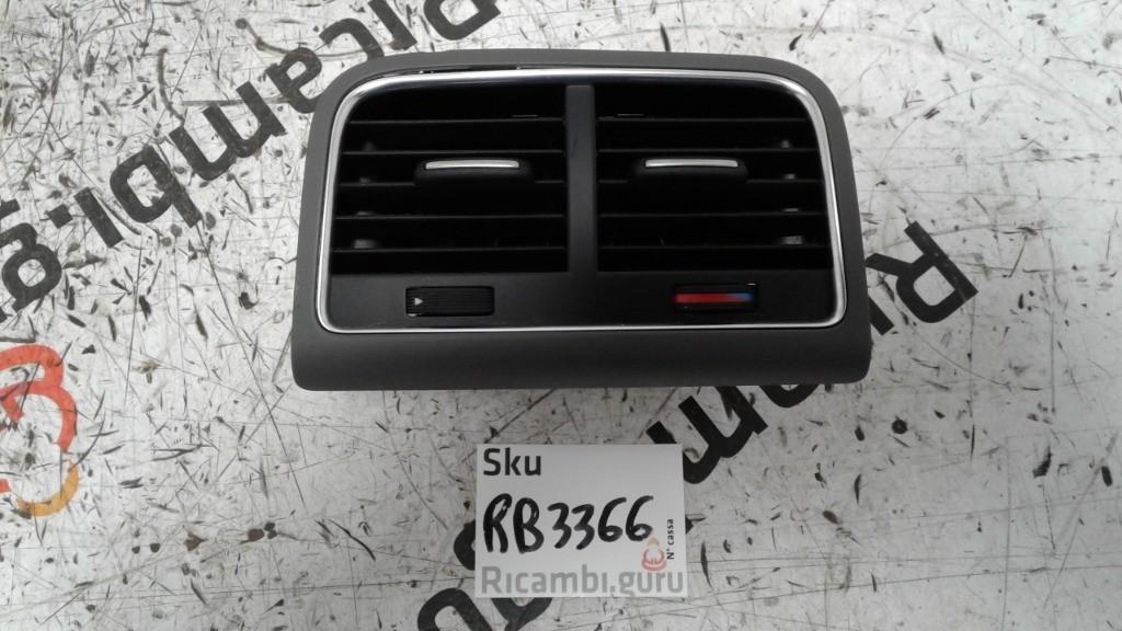 Bocchette aria Posteriori Audi q5