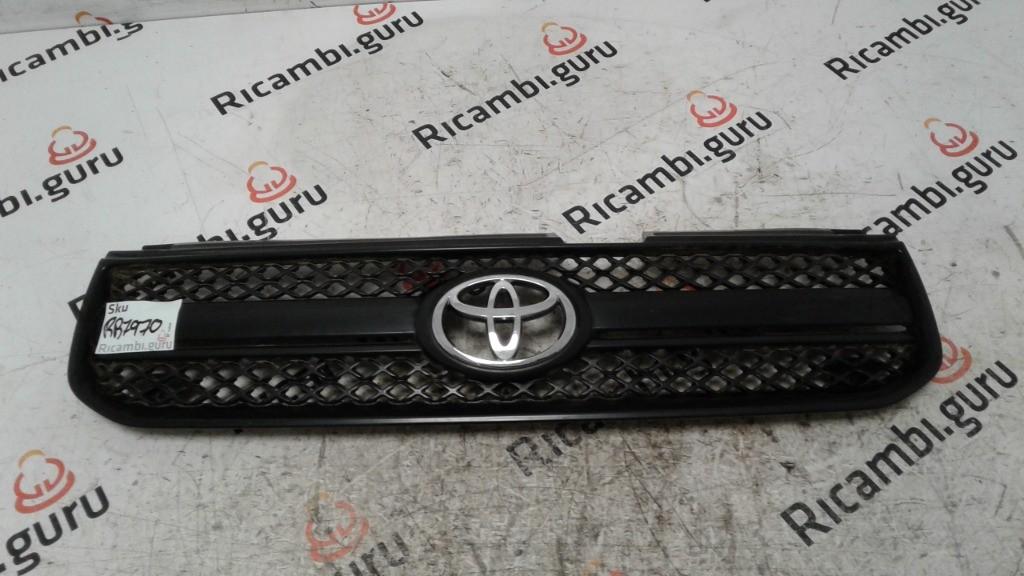 Calandra Toyota rav 4