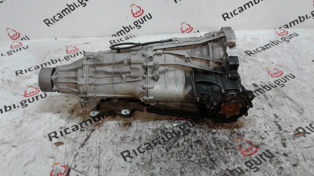 Cambio automatico Audi a4 allroad