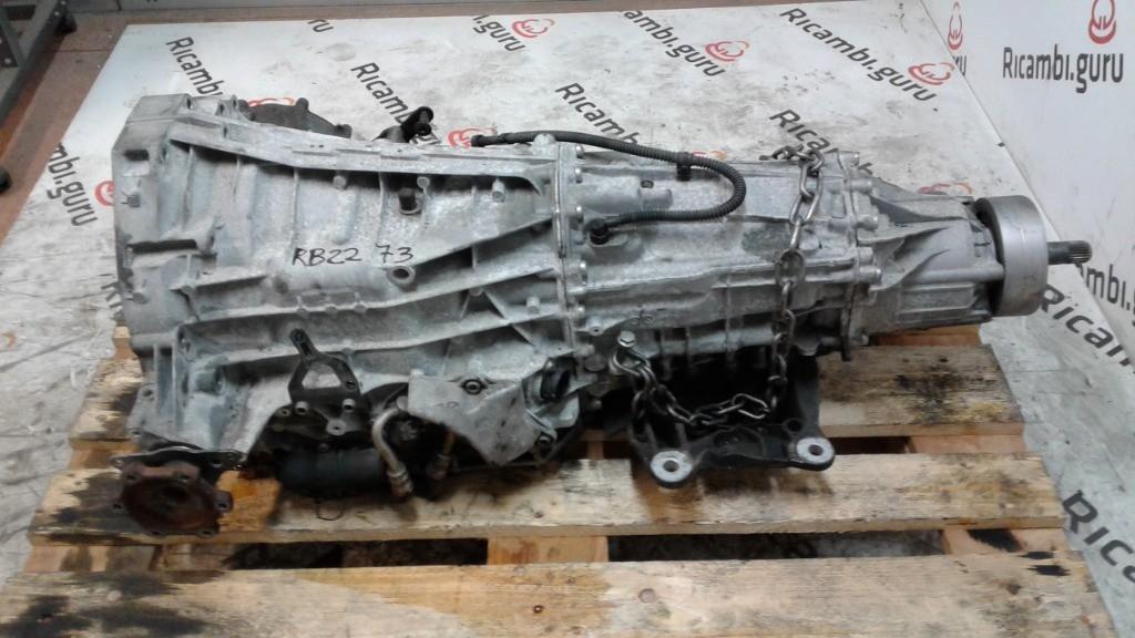 Cambio automatico Audi a6