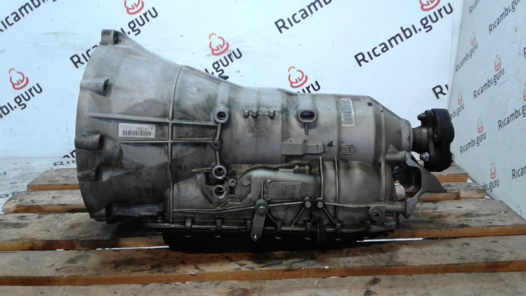 Cambio automatico Bmw serie 3