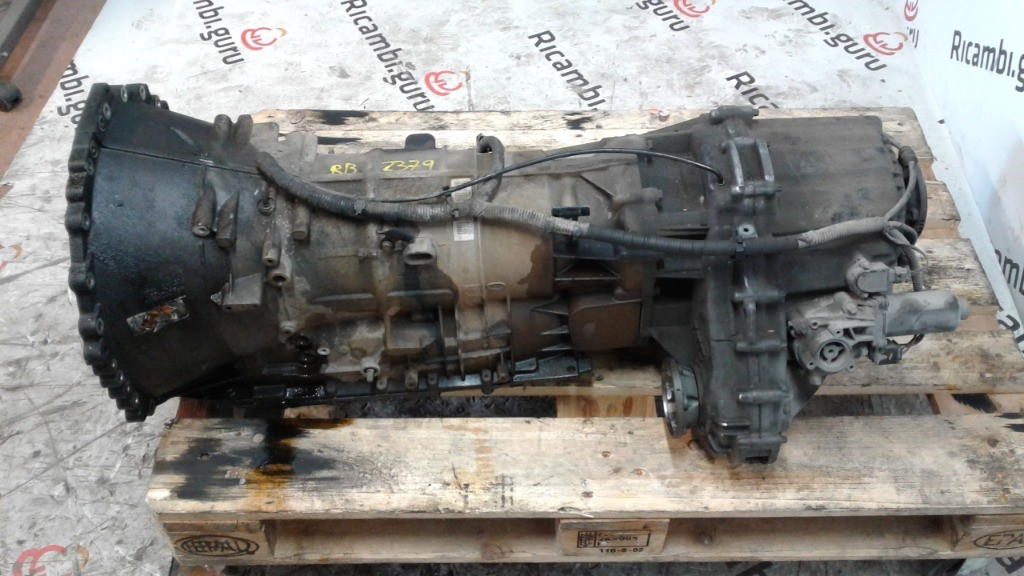 Cambio automatico range rover sport