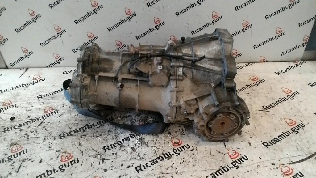 Cambio manuale Audi a4
