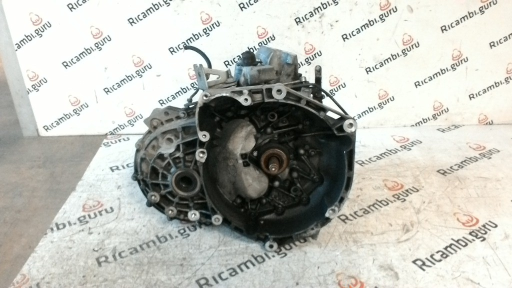 Cambio manuale Fiat freemont