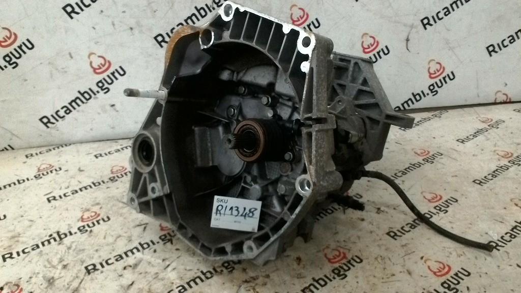 Cambio manuale Toyota yaris
