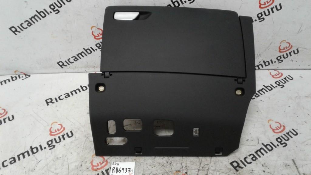 Cassetto portaoggetti Audi a3 sportback