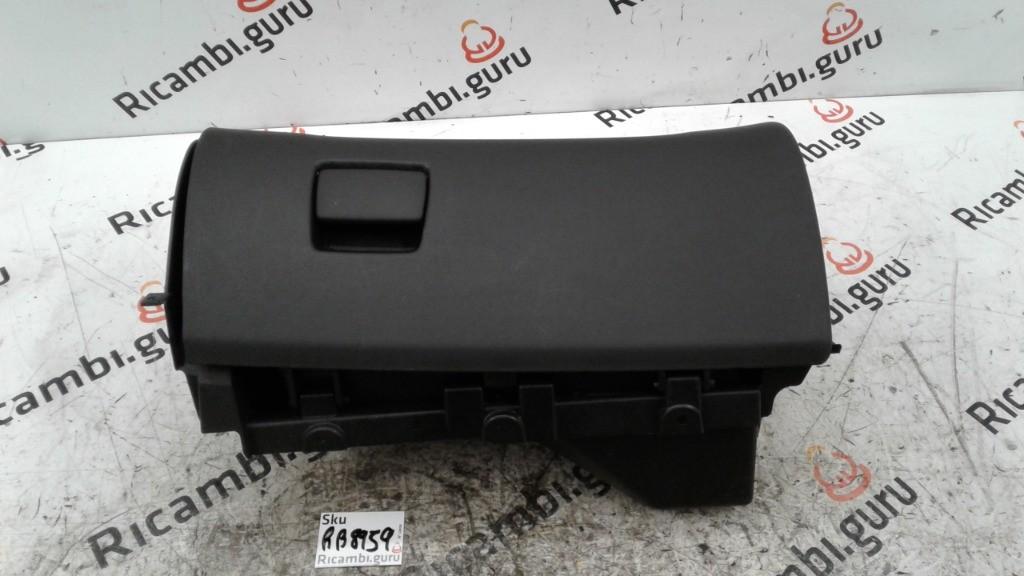 Cassetto portaoggetti Opel meriva