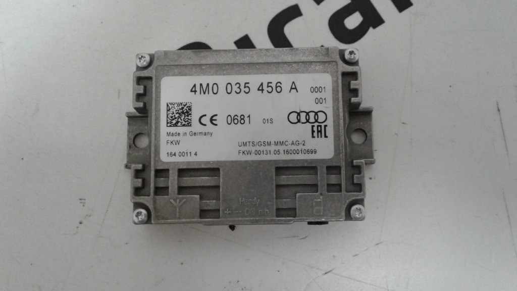 Amplificatore Antenna Audi a4