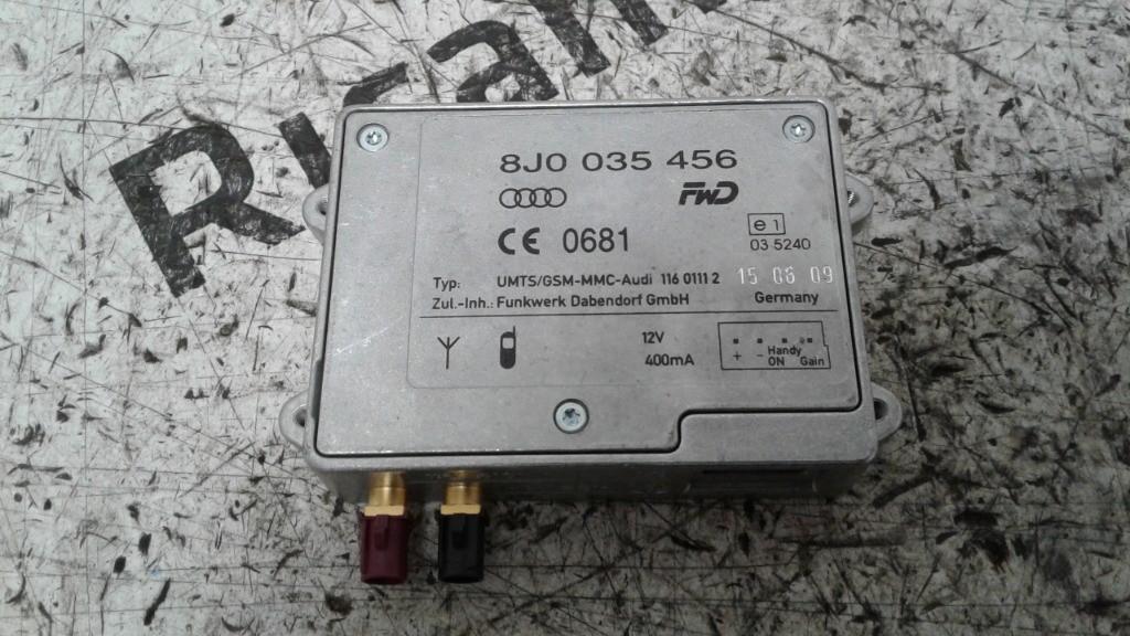 Amplificatore Antenna Telefono Audi a4