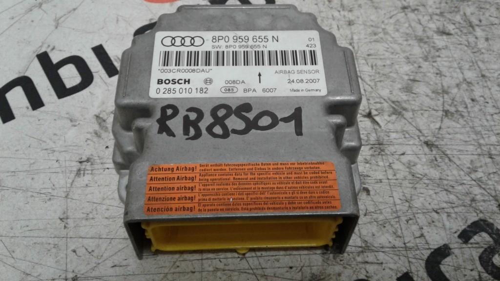 Centralina airbag Audi a3
