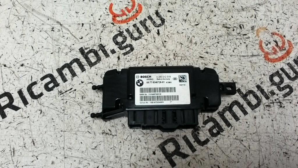 Centralina airbag Bmw serie 3