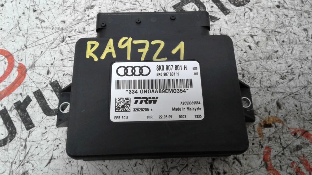 Centralina freno stazionamento Audi a4