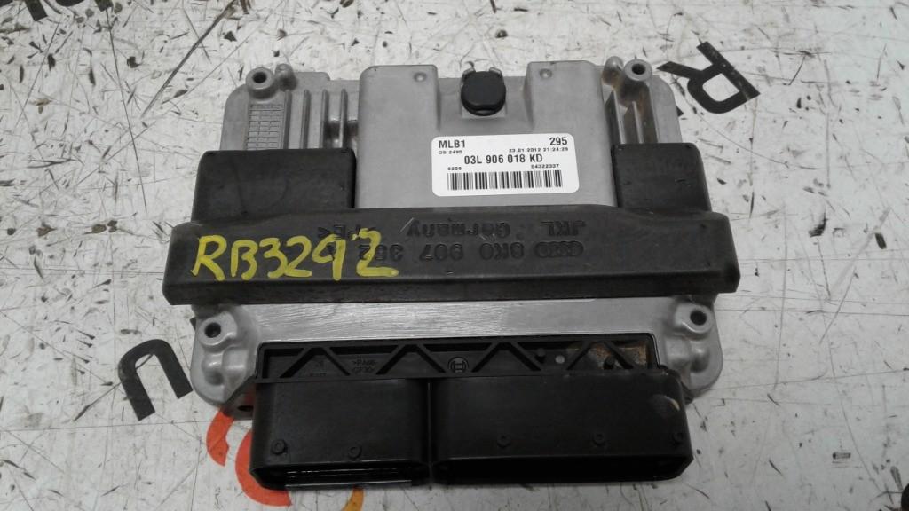 Centralina motore Audi a4 allroad