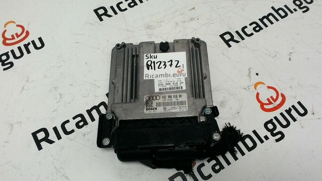 Centralina motore Audi a4