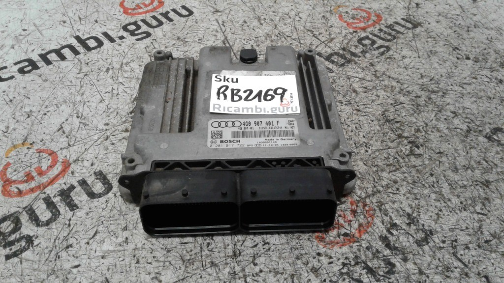 Centralina motore Audi a6