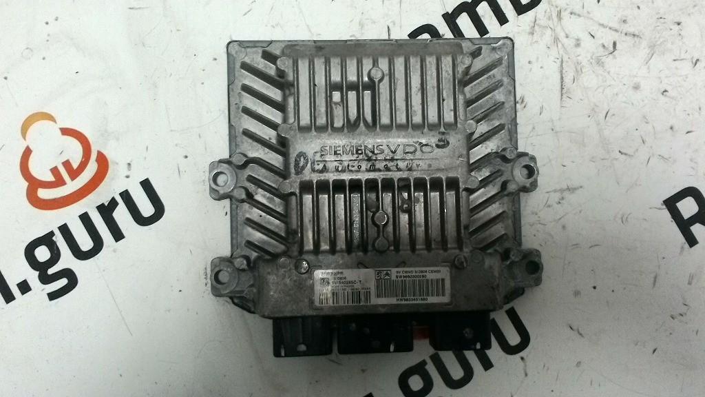 Centralina motore Citroen c3