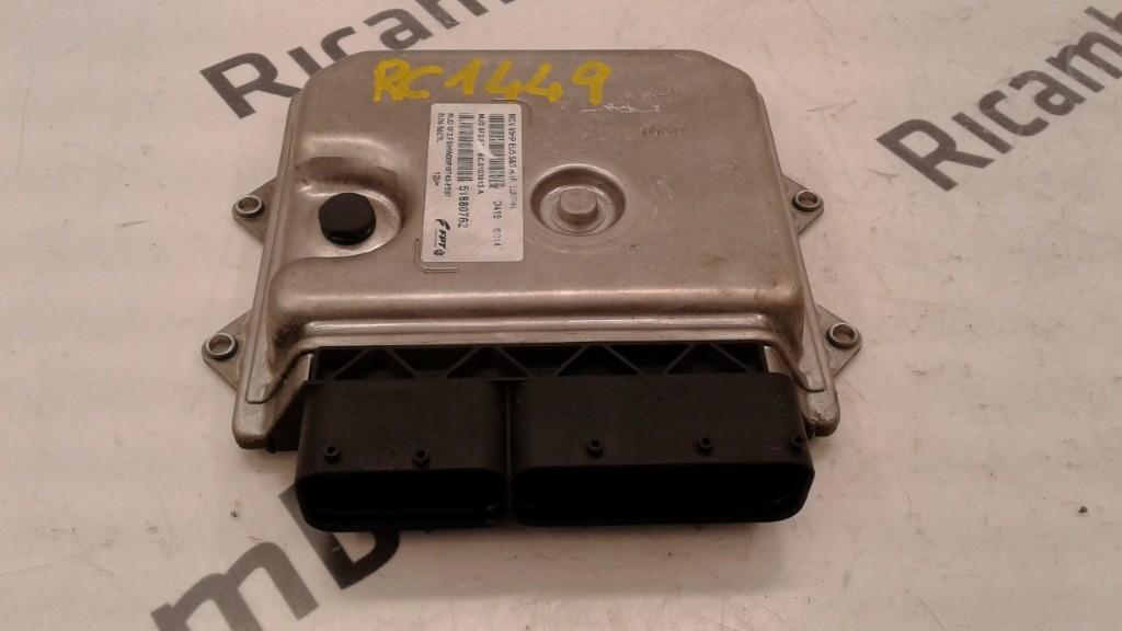 Centralina motore Fiat qubo