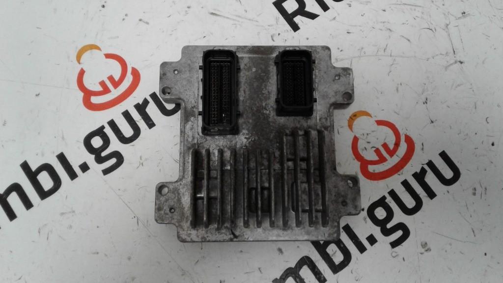 Centralina motore Opel adam