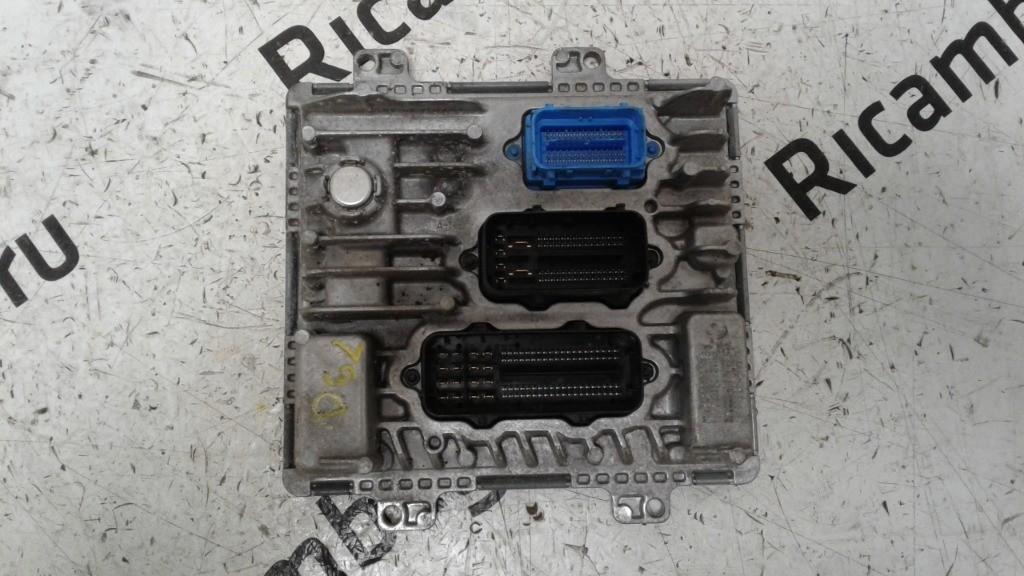 Centralina motore Opel insignia