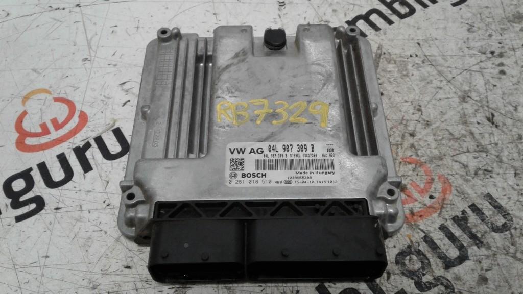 Centralina motore Volkswagen golf 7