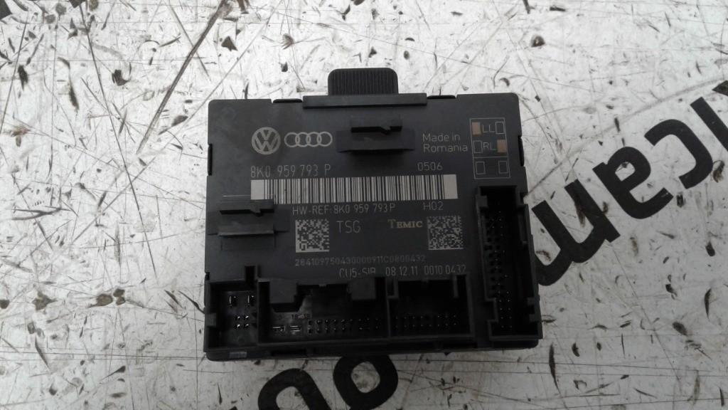 Centralina porta Anteriore Sinistra Audi a4 allroad