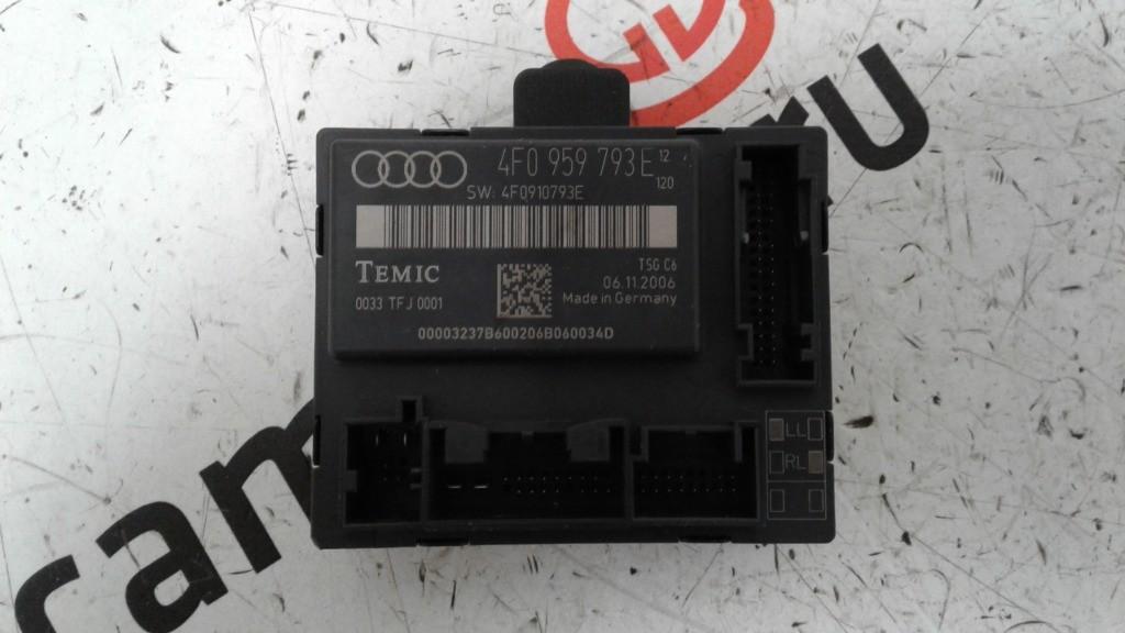 Centralina porta Anteriore Sinistra Audi a6 allroad