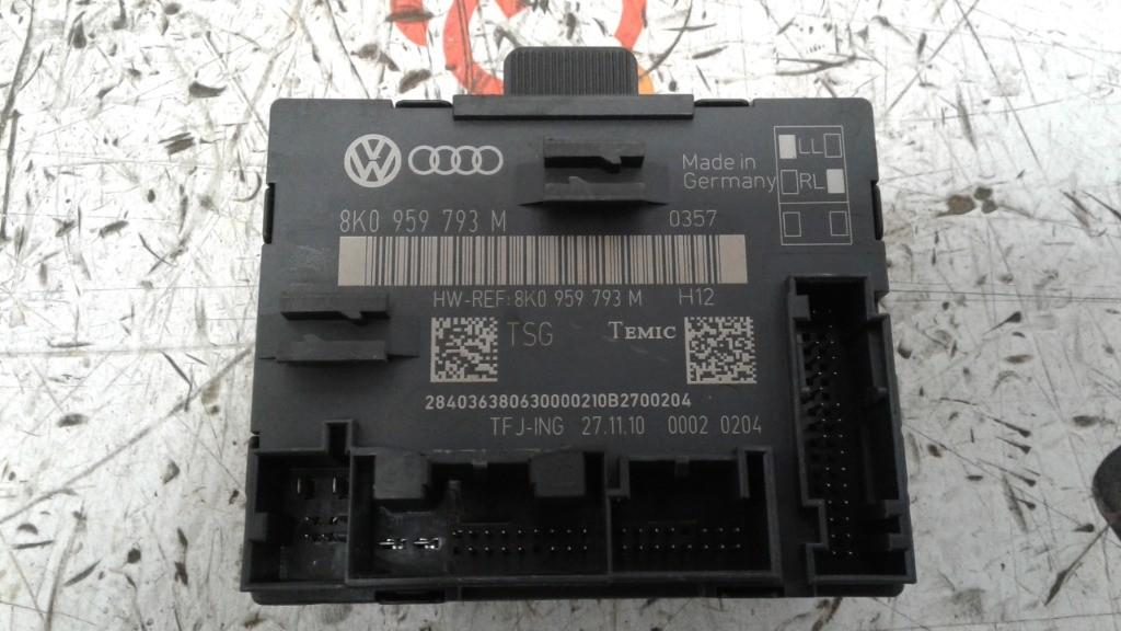 Centralina porta Anteriore Sinistra Audi q5