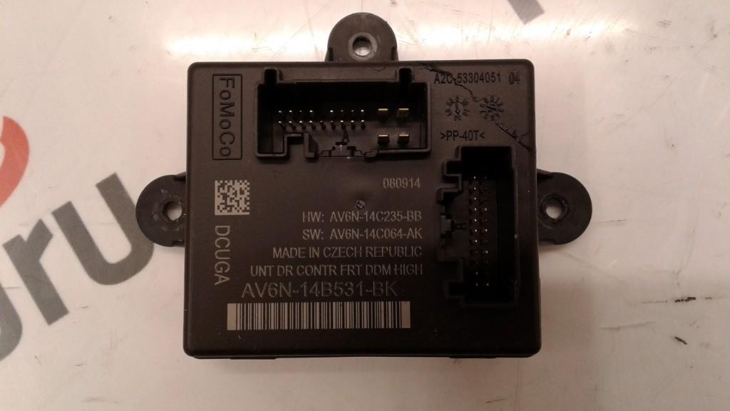 Centralina porta Anteriore Sinistra Ford c-max