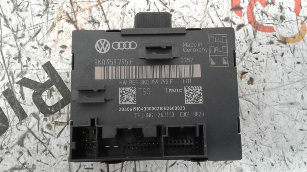 Centralina porta Posteriore Sinistra Audi q5