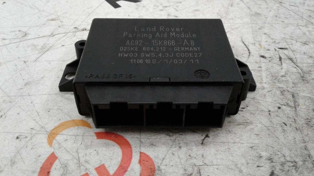 Centralina sensori parcheggio Land rover freelander 2