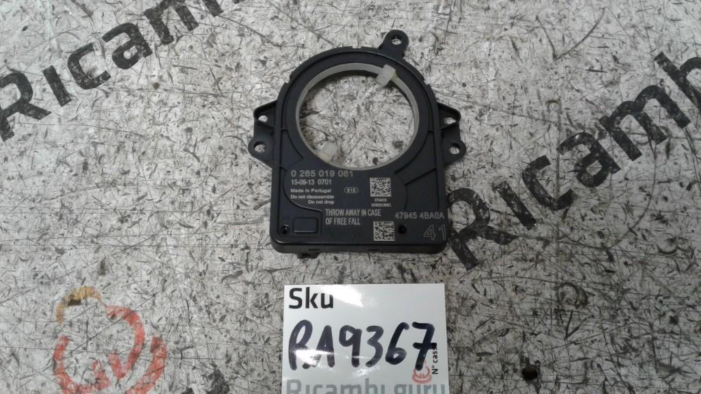 Sensore angolo di sterzata Nissan qashqai
