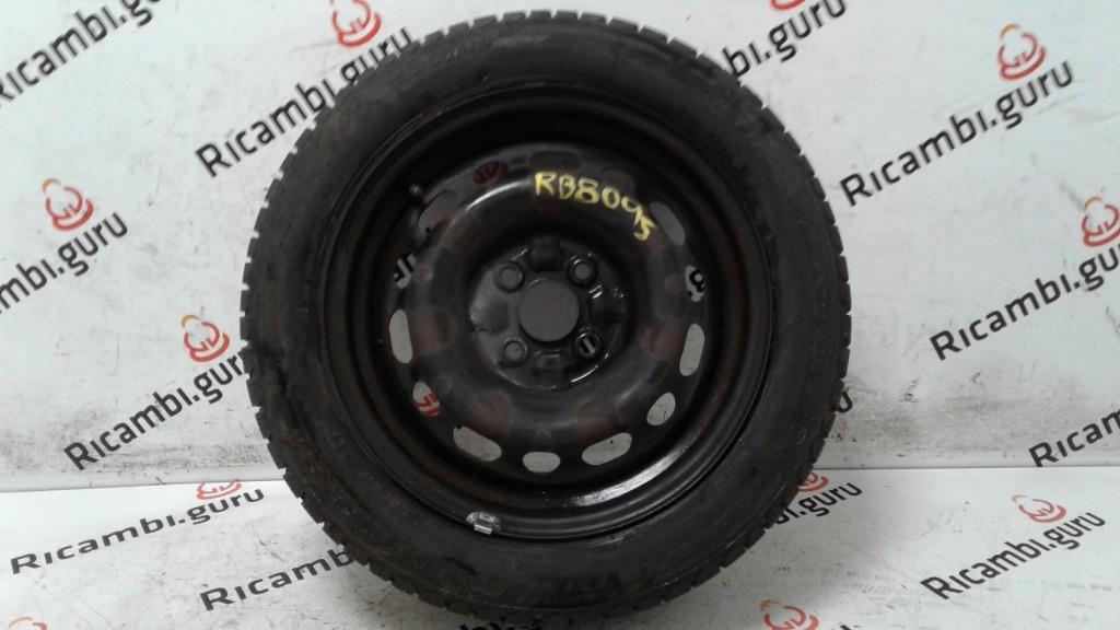 Cerchio in ferro Mazda 2