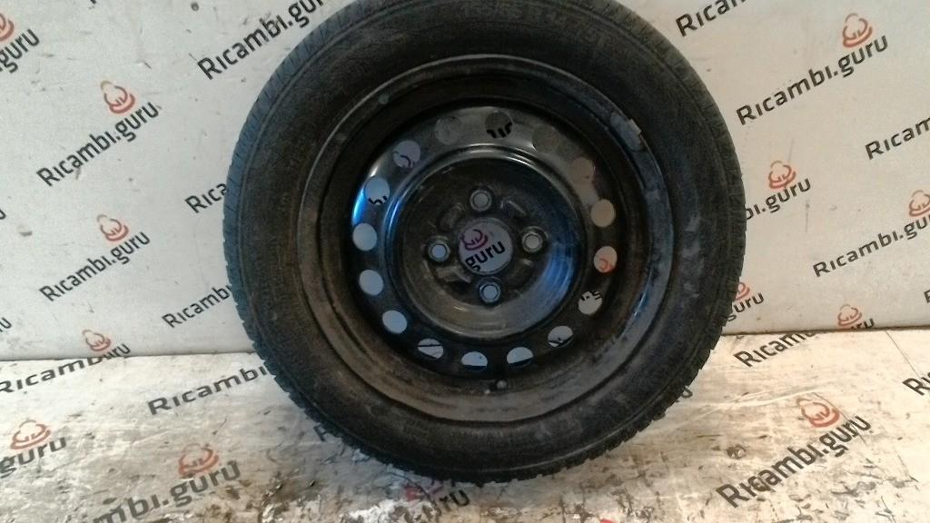 Cerchio in ferro Suzuki alto