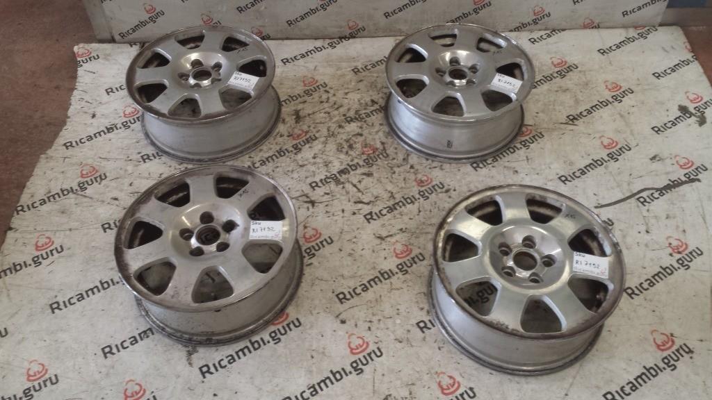 Cerchi in lega Audi a2