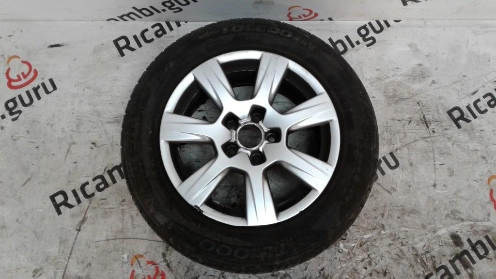 Cerchio in lega Audi a4