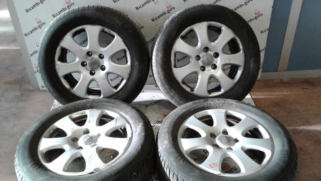 Cerchi in lega Audi q7