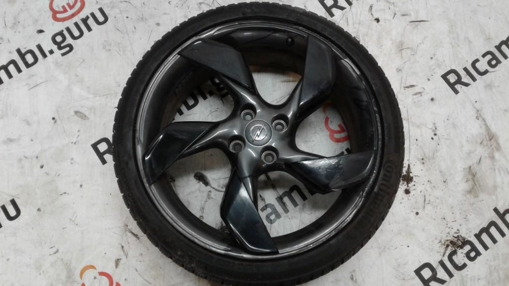 Cerchio in lega Opel adam