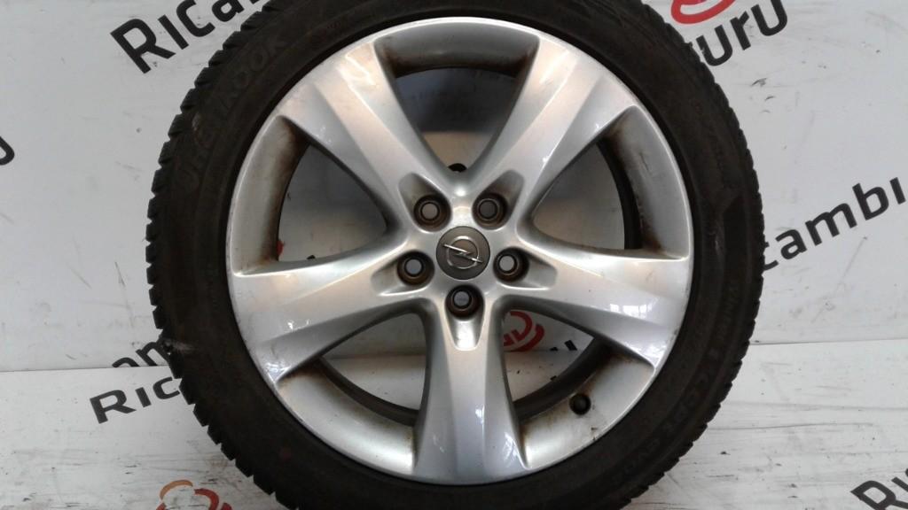 Cerchio in lega Opel astra