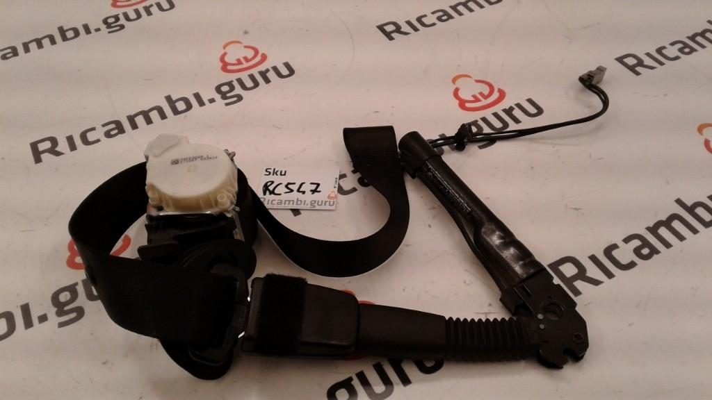 Cintura sicurezza Anteriore Destra Bmw serie 1 3 porte