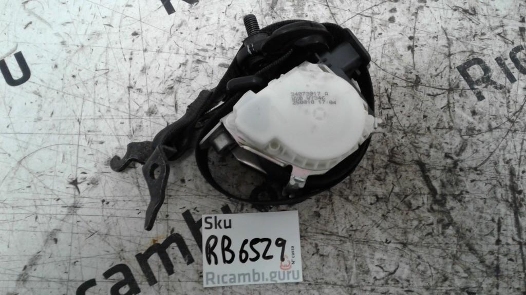 Cintura sicurezza Anteriore Destra Bmw serie 3
